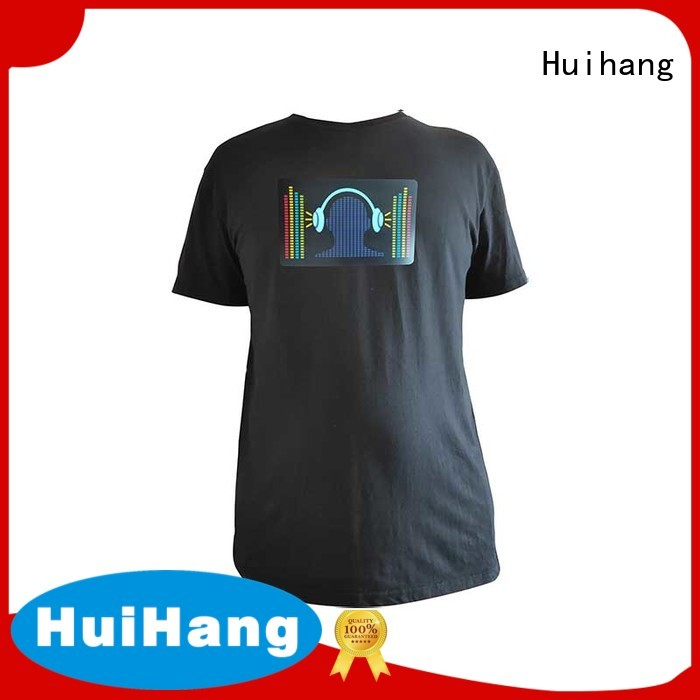 Huihang el panel shirt overseas market for party