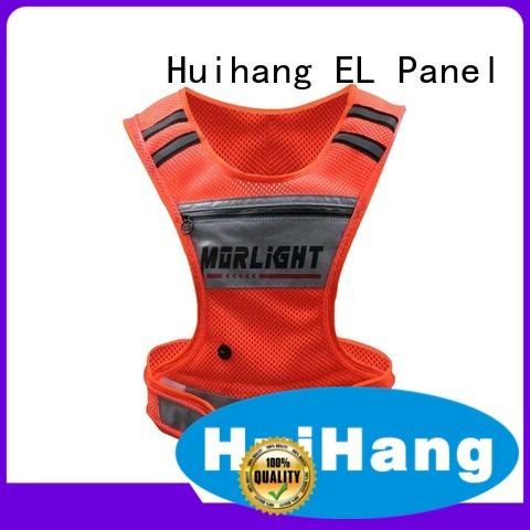 inexpensive led safety vest cycling supplier for concert