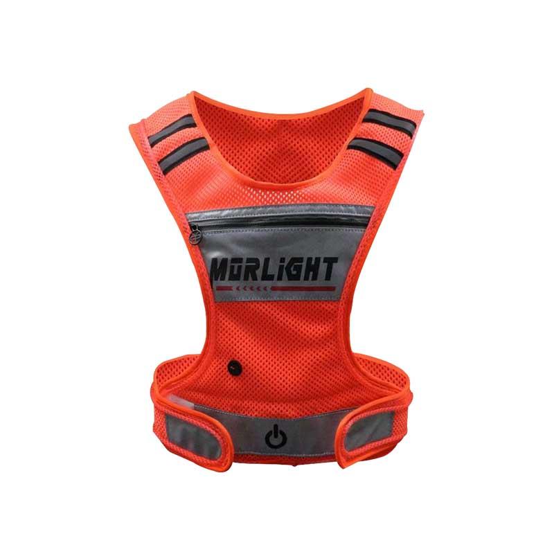 Huihang led vest manufacturer for disco-2
