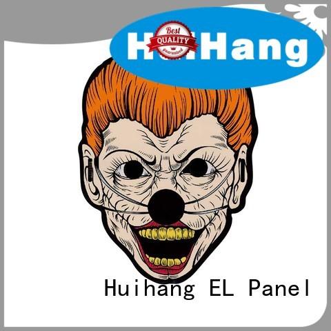 Huihang high quality light up mask vendor for club
