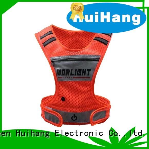 Huihang lighted safety vest manufacturer for bar