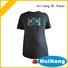 Huihang smooth custom led shirts order now for club