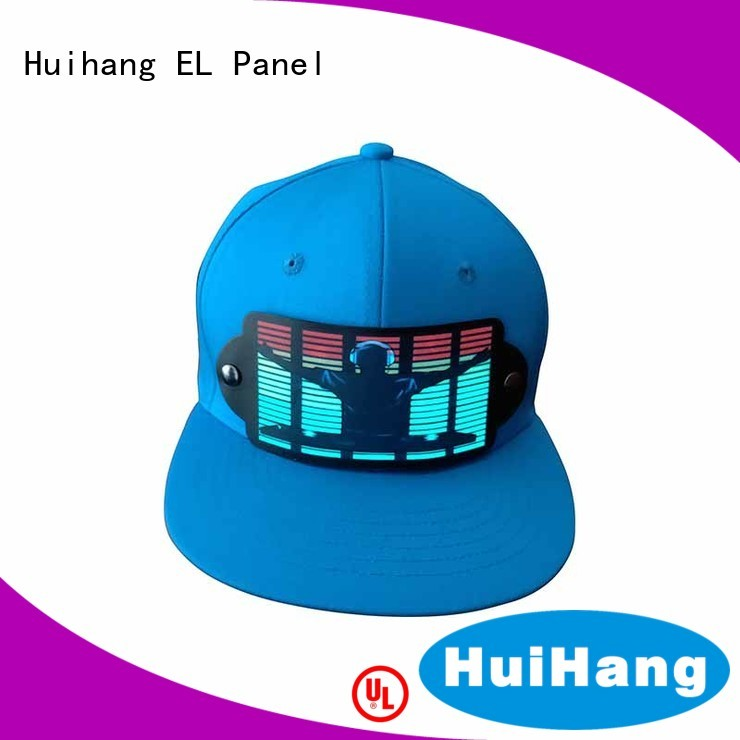 Huihang led caps directly price for club