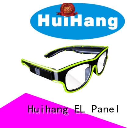 led party glasses manufacturer for club Huihang