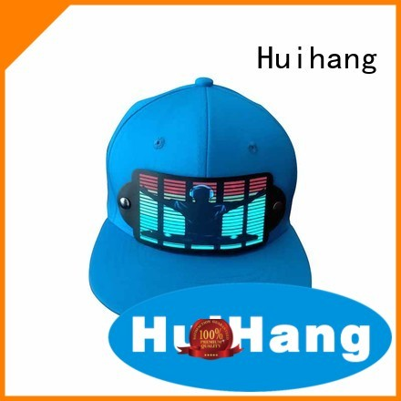 Huihang cool el caps manufacturer for party