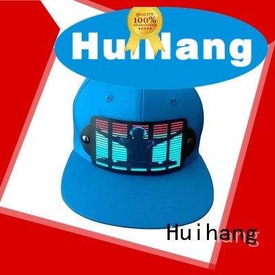 Huihang led caps on sale for party