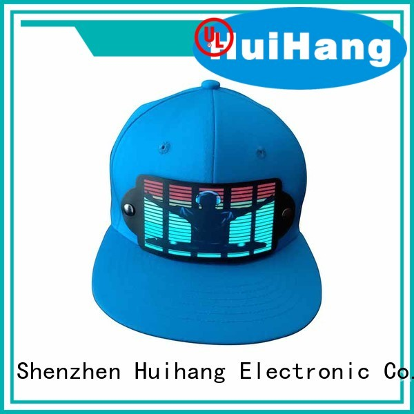 Huihang el caps promotion for bar