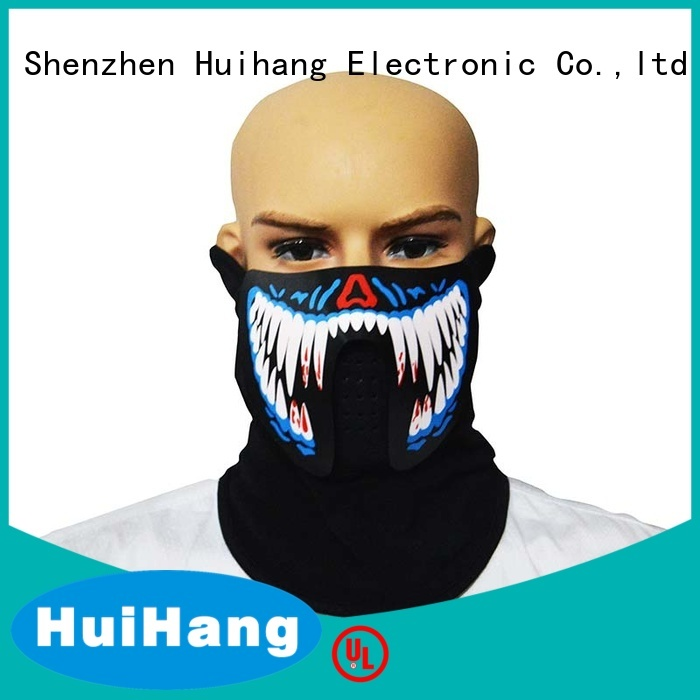 durable led light face mask vendor for match