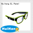 Huihang inexpensive led glasses rave for club