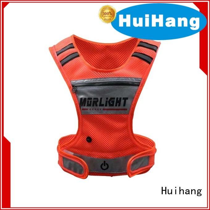 Huihang lighted safety vest on sale for match