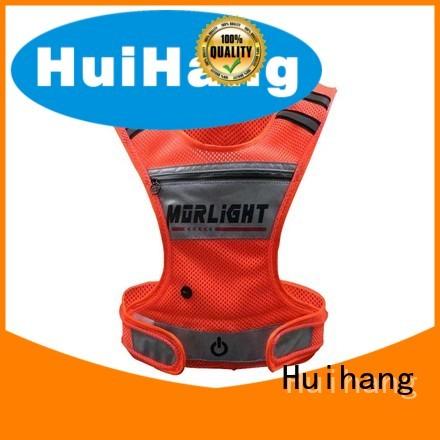 led bike vest supplier for concert Huihang