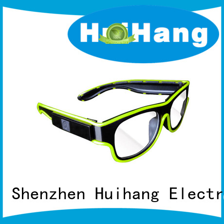 Huihang led party glasses overseas market for club