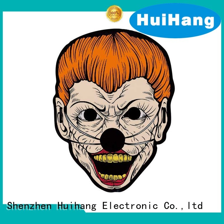 Huihang cool led mask factory price for concert