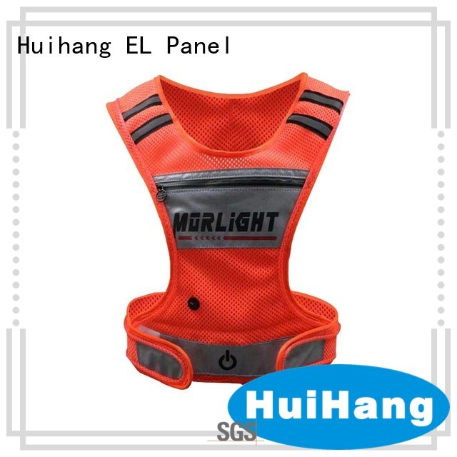 fashion design led bike vest on sale