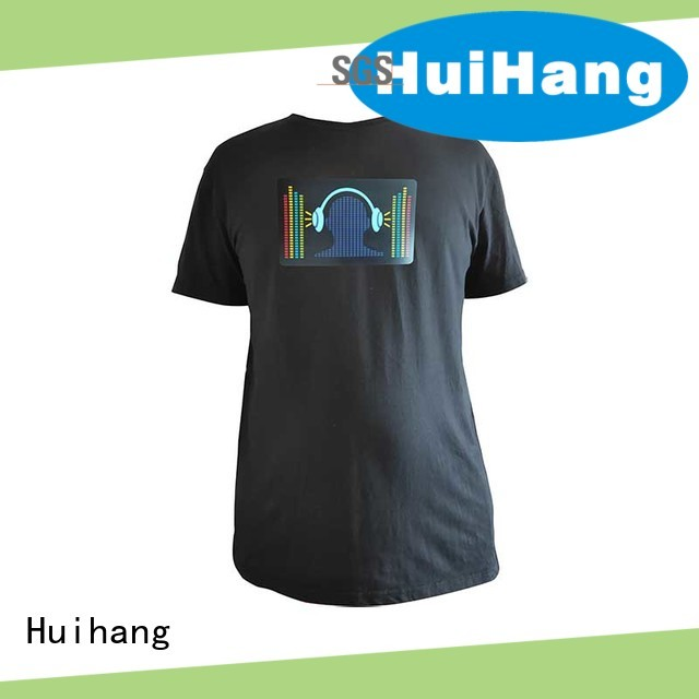 Huihang el panel shirt factory price for disco