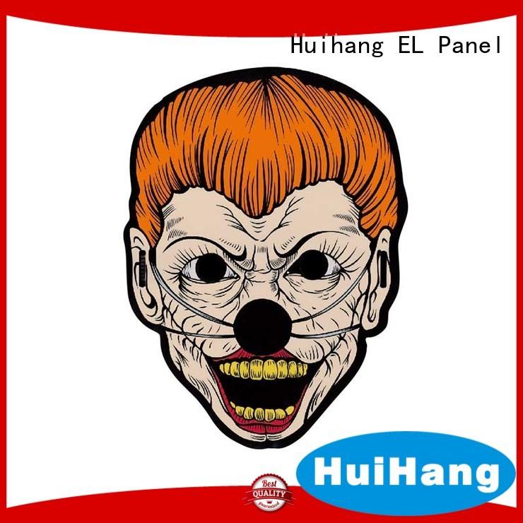 Huihang led mask owner for concert