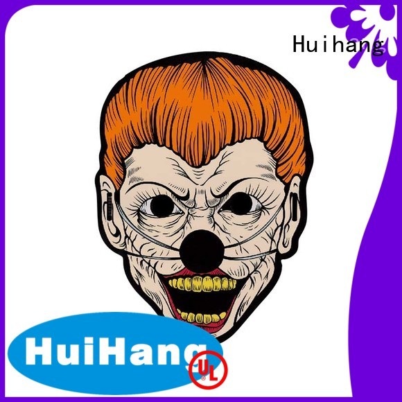 Huihang light up mask supplier for party