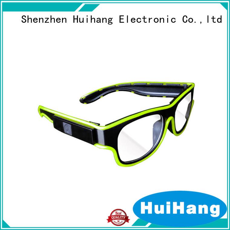 fashion design el wire glasses overseas market for bar