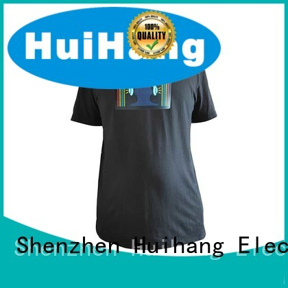 trendy el panel shirt manufacturer for concert