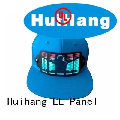 led caps for disco Huihang