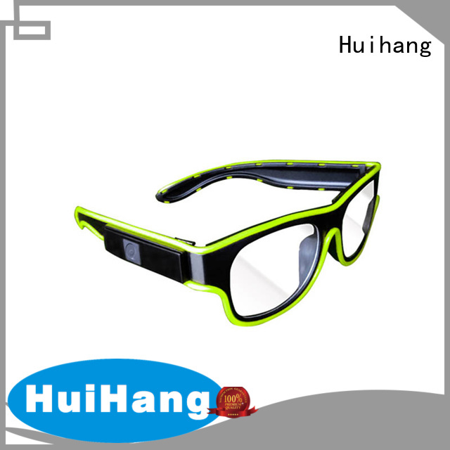 Huihang high quality led party glasses owner for concert