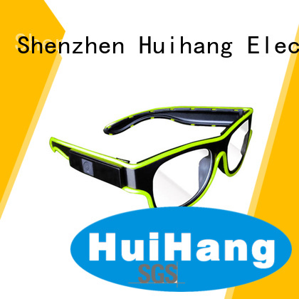 Huihang led party glasses owner for disco