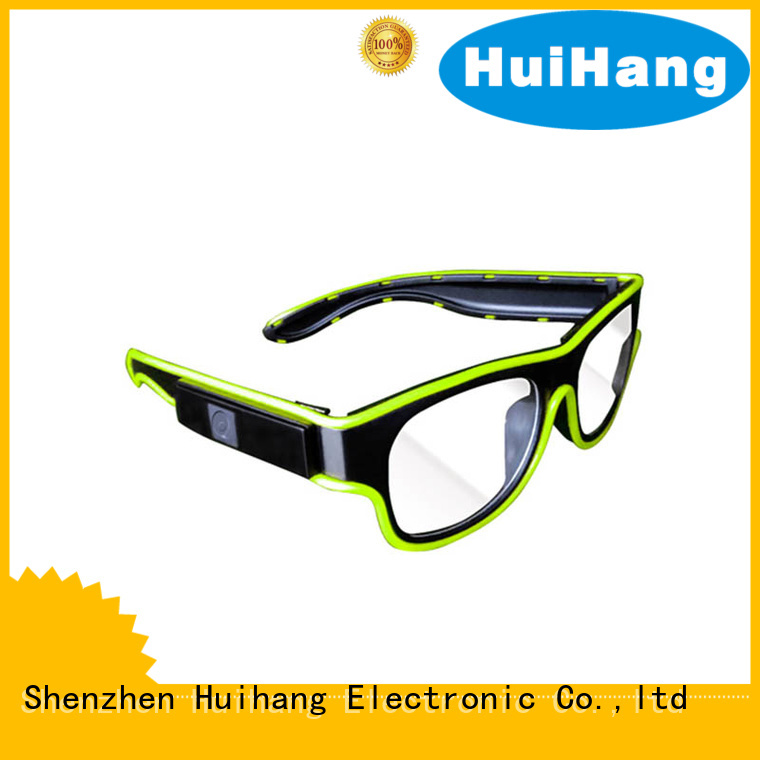 led glasses rave for party Huihang