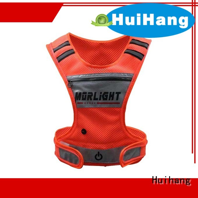 fashion design led bike vest directly price for concert