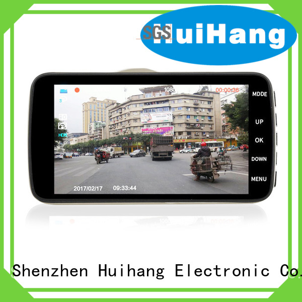 Huihang car video recorder marketing