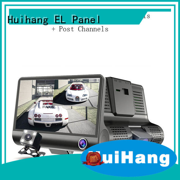 Huihang affordable price car dashboard camera factory price for car