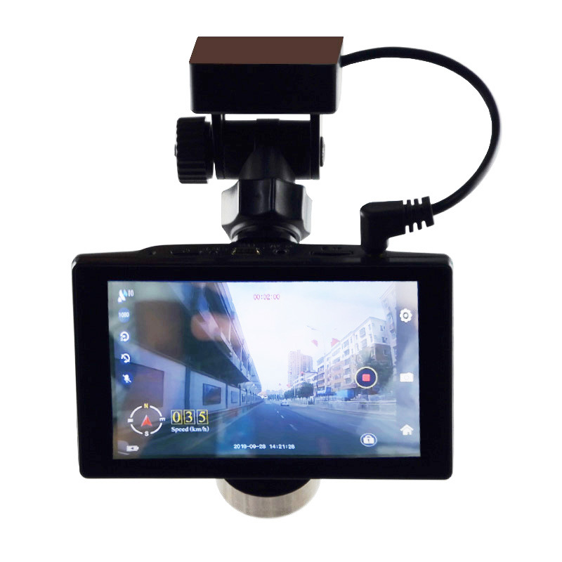 Touch panel dash camera with gps track,Resolution 1920 (H) x 1080 (V) 30FPS; 1280 x 720 30FPS