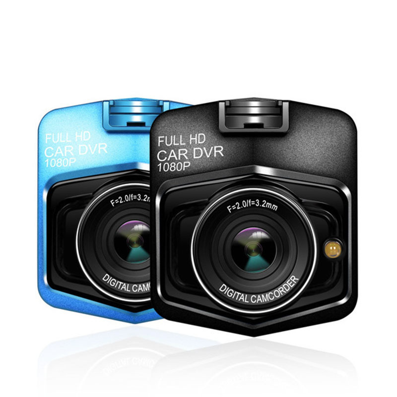 Dash camera with front & rear camera, lens 140°wide view Angle, best car camera recorder