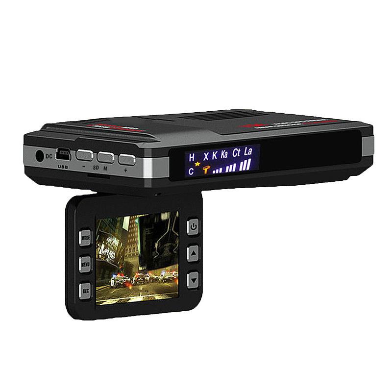 3-in-1 Car DVR with radar detector + GPS,hd car camera,car dvr camera