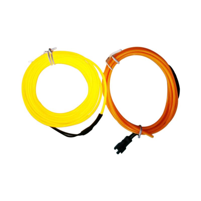 El lighting wire 2020 Newest el wire with inverter wholesale