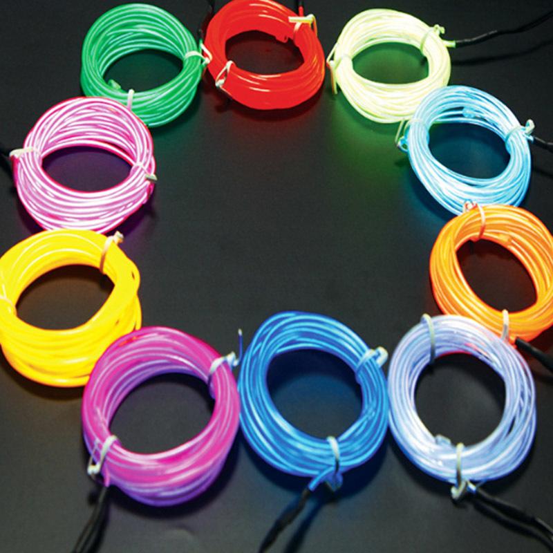 El lighting wire 2021 Newest el wire with inverter wholesale