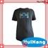 Huihang simple led t shirt overseas market for concert