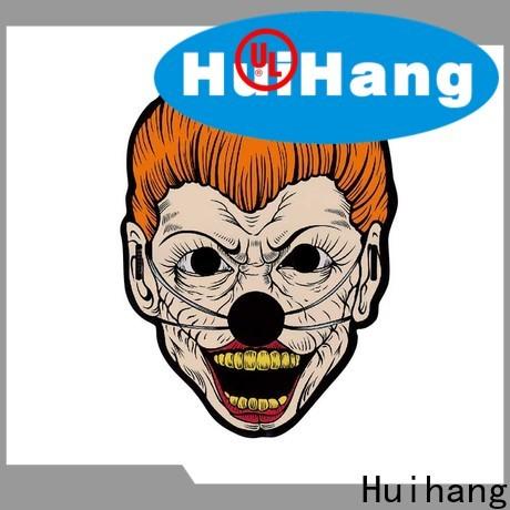 Huihang shine light up mask order now for concert