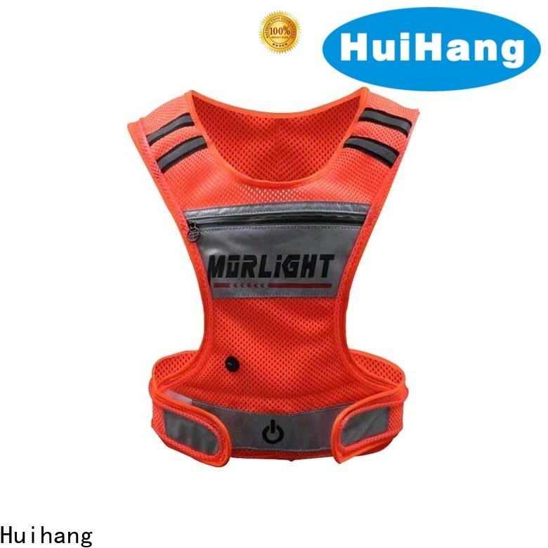 Huihang led vest promotion for disco