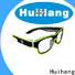 Huihang el wire glasses marketing for club