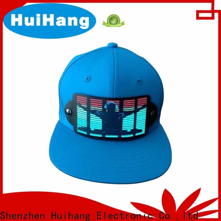 Huihang led caps supplier for disco
