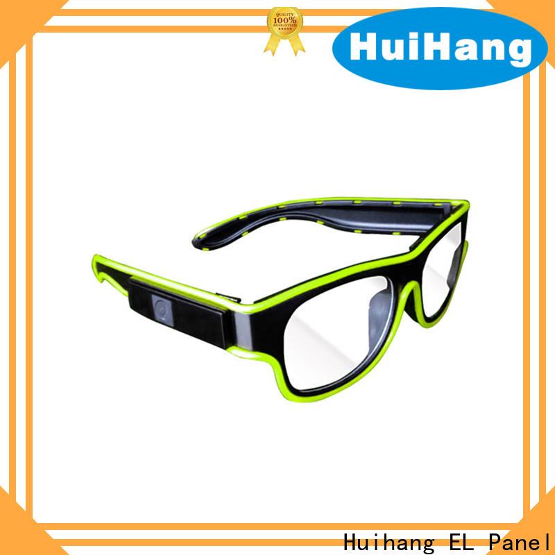 Huihang high quality light up glasses overseas market for bar