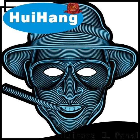 Huihang high quality el panel mask grab now for sport meeting