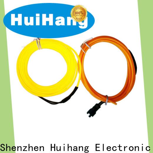 Huihang inexpensive custom el panel overseas market for party