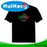 Huihang smooth custom led shirts order now for disco