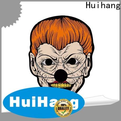 Huihang high quality el mask marketing for sport meeting