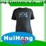 Huihang el panel shirt marketing for disco