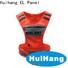 Huihang led vest manufacturer for disco
