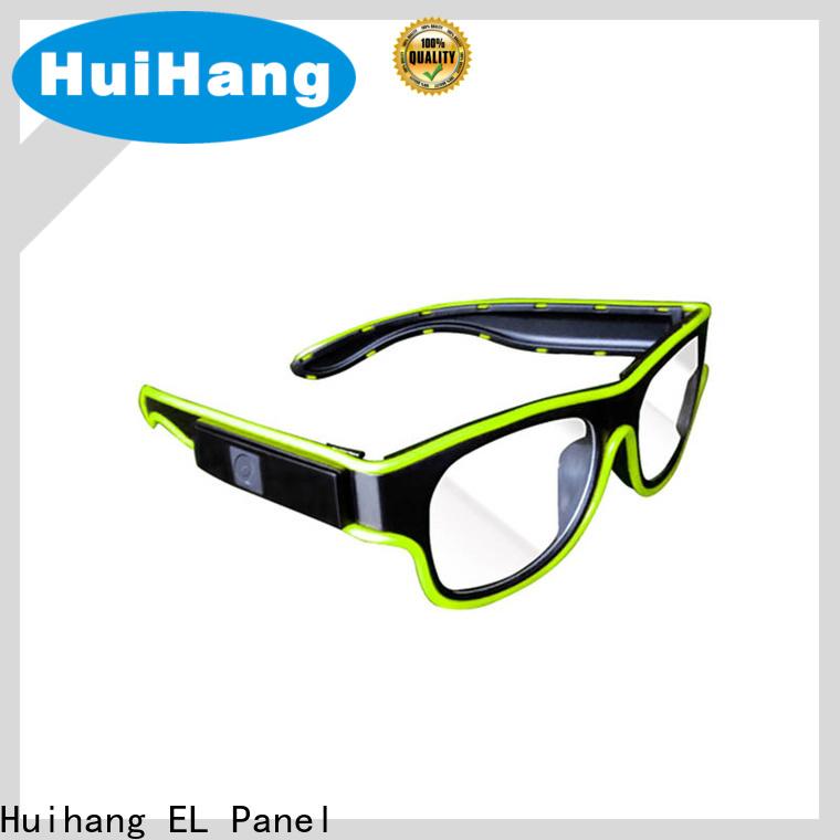 Huihang shine light up glasses supplier for bar