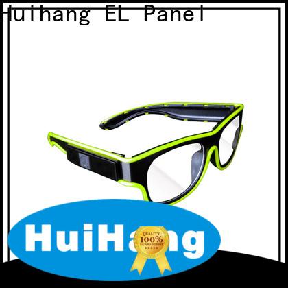 Huihang led flashing glasses manufacturer for bar