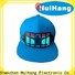 Huihang shine led caps supplier for sport meeting